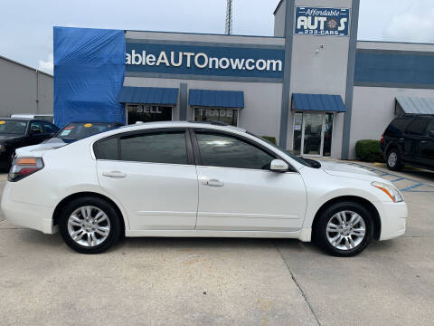2011 Nissan Altima for sale at Affordable Autos in Houma LA