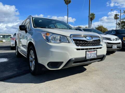 2015 Subaru Forester for sale at My Next Auto in Anaheim CA