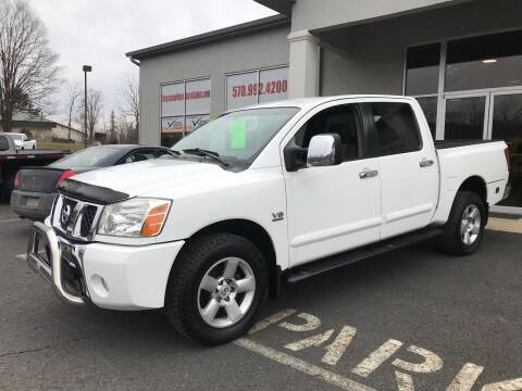 2004 Nissan Titan for sale at Keystone Used Auto Sales in Brodheadsville PA
