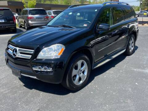2011 Mercedes-Benz GL-Class for sale at Luxury Auto Innovations in Flowery Branch GA