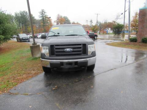 2011 Ford F-150 for sale at Heritage Truck and Auto Inc. in Londonderry NH