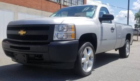 2013 Chevrolet Silverado 1500 for sale at Atlanta's Best Auto Brokers in Marietta GA