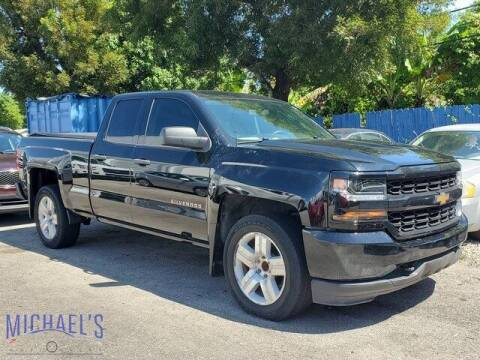 2019 Chevrolet Silverado 1500 LD for sale at Michael's Auto Sales Corp in Hollywood FL