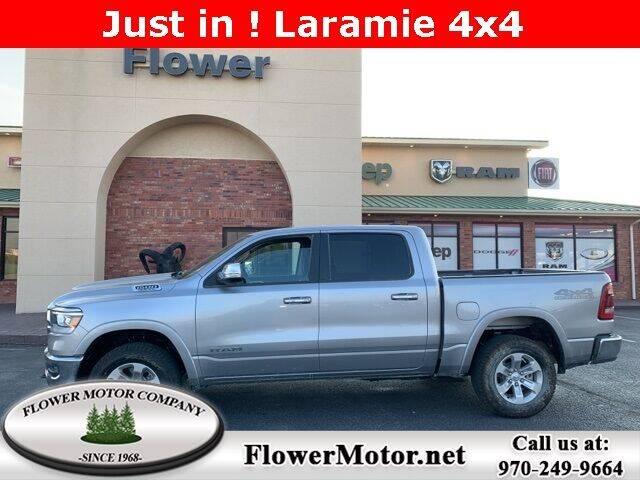 2020 RAM Ram Pickup 1500 for sale in Montrose, CO