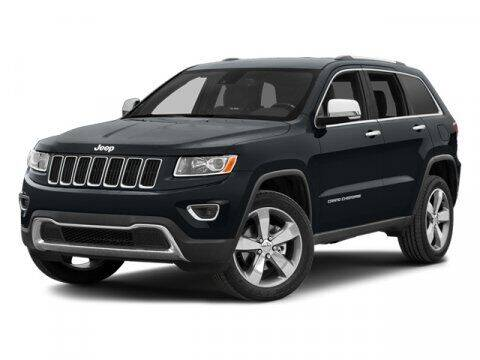 2014 Jeep Grand Cherokee for sale at HILAND TOYOTA in Moline IL
