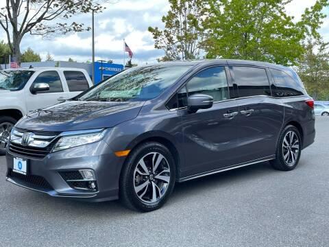 2018 Honda Odyssey for sale at GO AUTO BROKERS in Bellevue WA