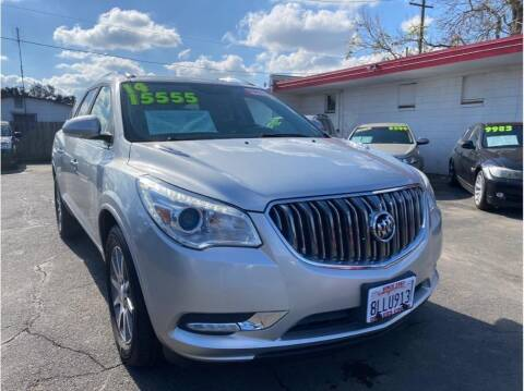 2014 Buick Enclave for sale at Dealers Choice Inc in Farmersville CA