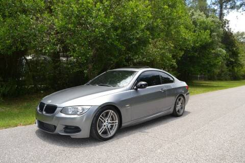 2011 BMW 3 Series for sale at Car Bazaar in Pensacola FL