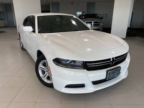 2015 Dodge Charger for sale at Auto Mall of Springfield in Springfield IL