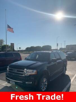 2017 Ford Expedition EL for sale at MIDWAY CHRYSLER DODGE JEEP RAM in Kearney NE