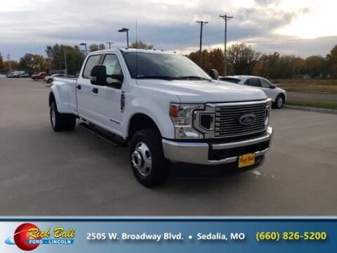 2020 Ford F-350 Super Duty for sale at RICK BALL FORD in Sedalia MO