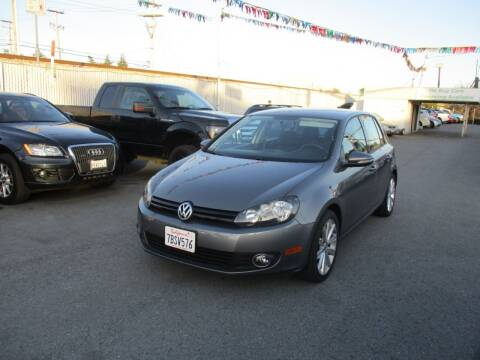 2013 Volkswagen Golf for sale at Car House in San Mateo CA