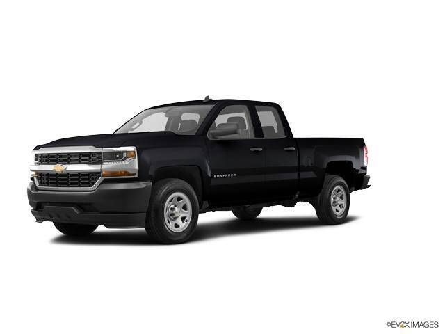 2017 Chevrolet Silverado 1500 4WD Double Cab 143.5 LT w/2LT - East Rutherford NJ