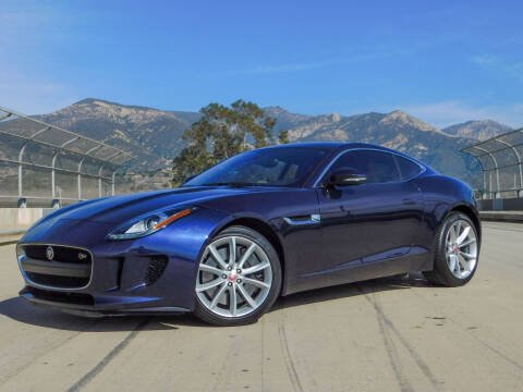 2015 Jaguar F-TYPE for sale at Milpas Motors in Santa Barbara CA