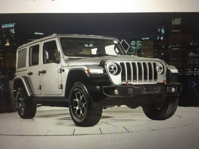 2018 Jeep Wrangler Unlimited for sale at E-CarsDirect.Com in Chicago IL