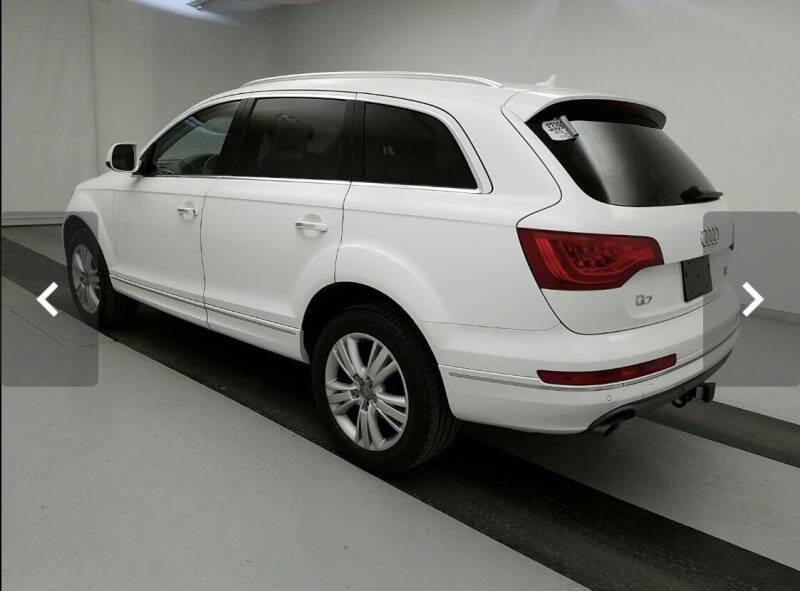 2011 Audi Q7 AWD 3.0 quattro TDI Premium Plus 4dr SUV - North Weymouth MA