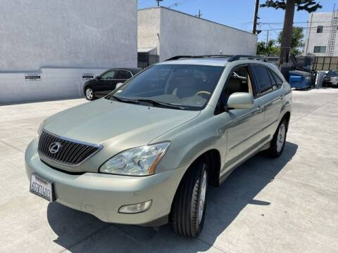 2006 Lexus RX 330 for sale at Hunter's Auto Inc in North Hollywood CA