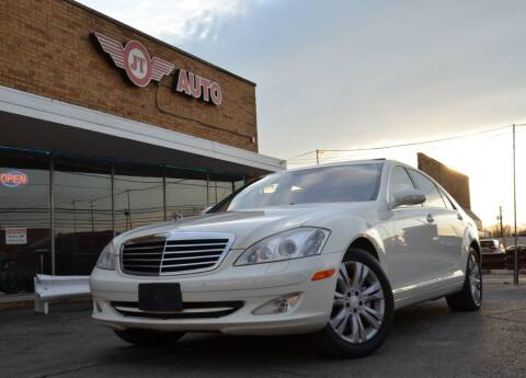 2007 Mercedes-Benz S-Class for sale at JT AUTO in Parma OH