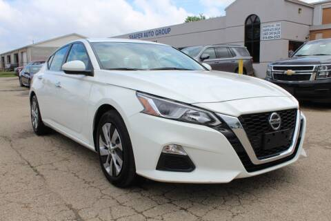 2020 Nissan Altima for sale at SHAFER AUTO GROUP in Columbus OH
