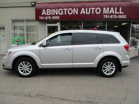 2014 Dodge Journey for sale at Abington Auto Mall LLC in Abington MA