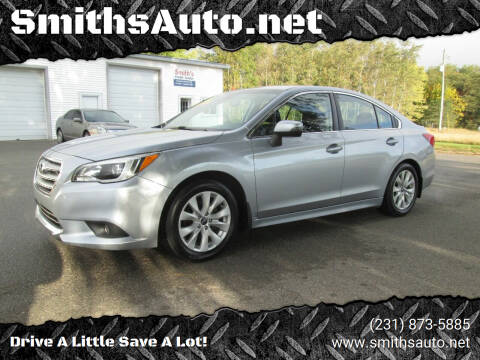 2016 Subaru Legacy for sale at SmithsAuto.net in Hart MI