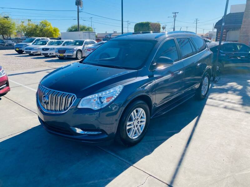 2013 Buick Enclave for sale at A AND A AUTO SALES in Gadsden AZ