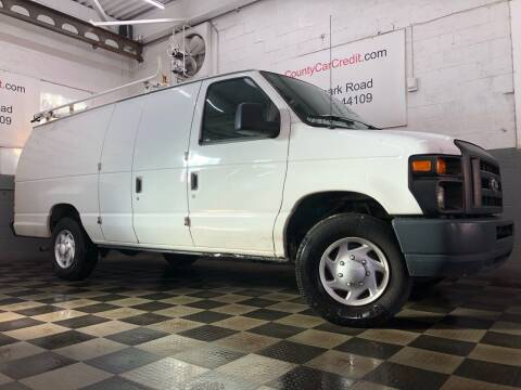 2014 Ford E-Series Cargo for sale at County Car Credit in Cleveland OH
