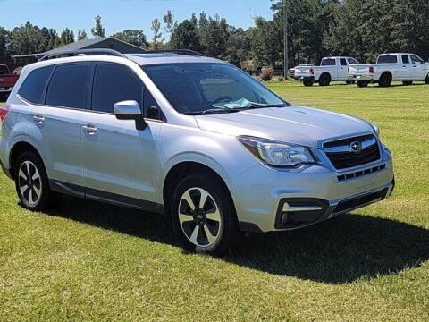 2018 Subaru Forester for sale at Bratton Automotive Inc in Phenix City AL