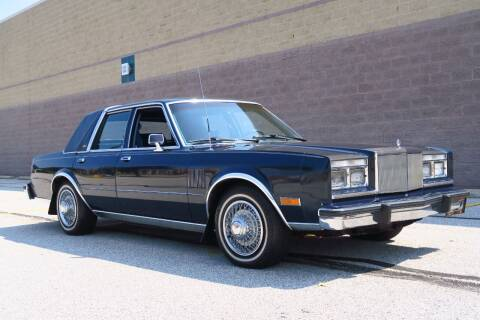 1983 Chrysler New Yorker for sale at NeoClassics in Willoughby OH