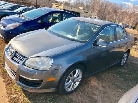 2005 Volkswagen Jetta for sale at STAN EGAN'S AUTO WORLD, INC. in Greer SC