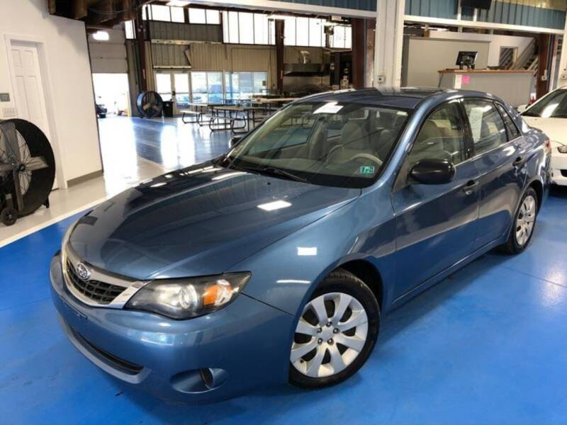 2008 Subaru Impreza for sale at On The Road Again Auto Sales in Lake Ariel PA