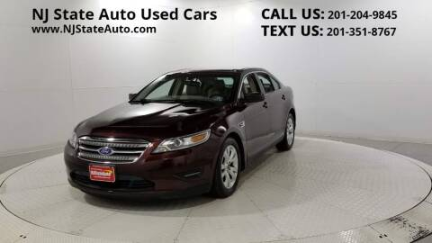 2012 Ford Taurus for sale at NJ State Auto Auction in Jersey City NJ