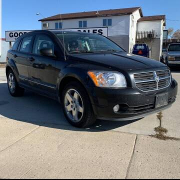 2008 Dodge Caliber for sale at GOOD NEWS AUTO SALES in Fargo ND