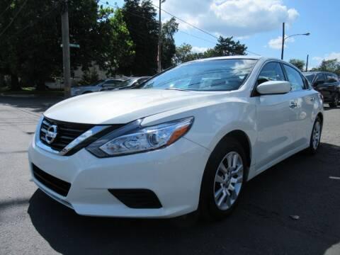 2016 Nissan Altima for sale at PRESTIGE IMPORT AUTO SALES in Morrisville PA