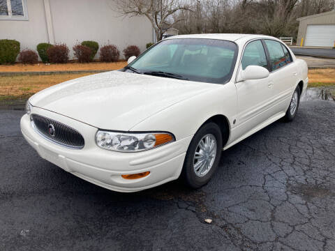 2005 Buick LeSabre for sale at McCully's Automotive - Under $10,000 in Benton KY