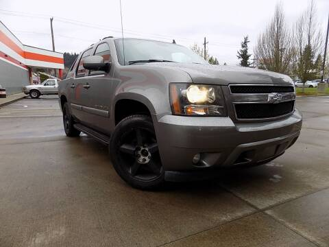 2007 Chevrolet Avalanche for sale at A1 Group Inc in Portland OR