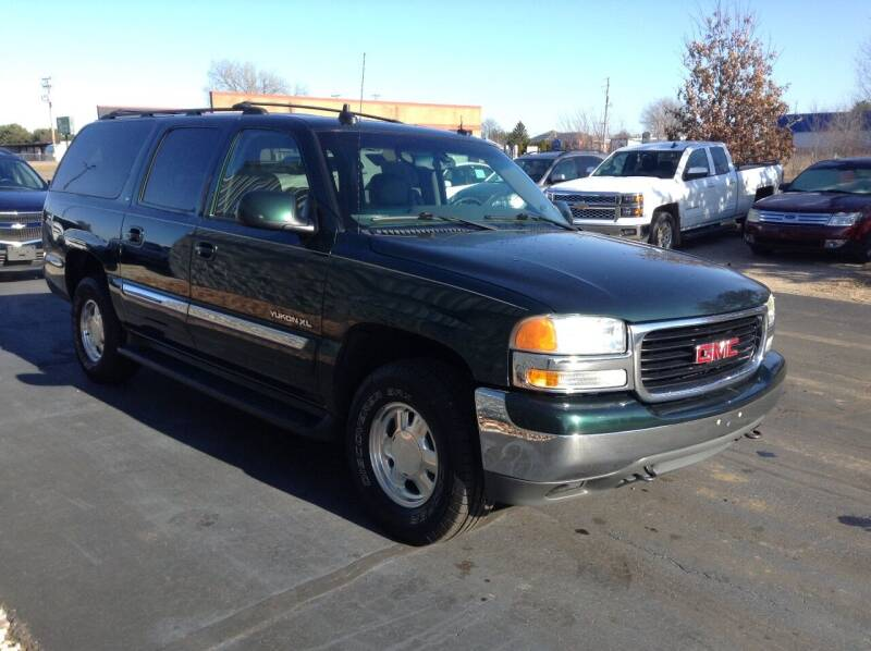 2003 GMC Yukon XL for sale at Bruns & Sons Auto in Plover WI