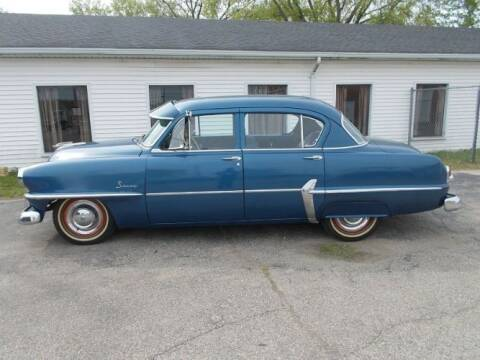 1954 Plymouth Savoy for sale at Classic Car Deals in Cadillac MI
