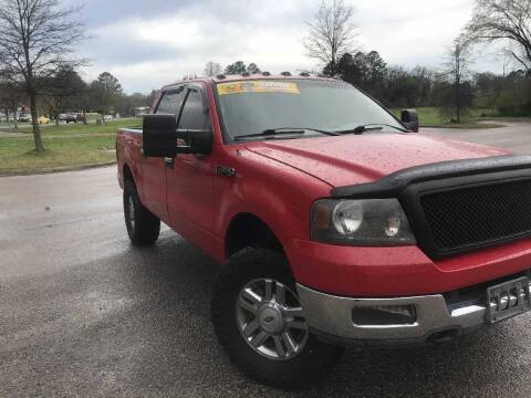 2004 Ford F-150 for sale at The Auto Depot in Raleigh NC