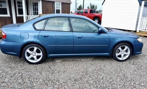 2009 Subaru Legacy for sale at Summit Motors LLC in Morgantown WV