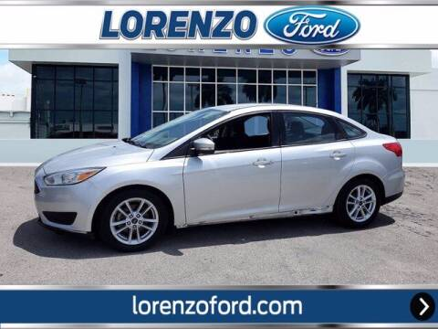 2016 Ford Focus for sale at Lorenzo Ford in Homestead FL
