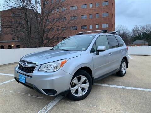 2014 Subaru Forester for sale at Crown Auto Group in Falls Church VA