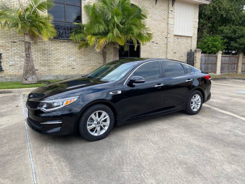 2016 Kia Optima for sale at Victoria Pre-Owned in Victoria TX