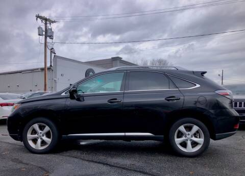 2012 Lexus RX 350 for sale at Top Line Import in Haverhill MA