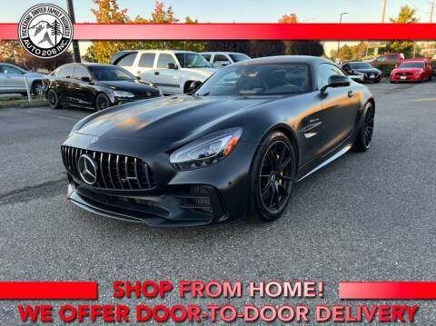 2018 Mercedes-Benz AMG GT for sale at Auto 206, Inc. in Kent WA