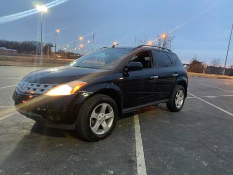 2005 Nissan Murano for sale at Xtreme Auto Mart LLC in Kansas City MO