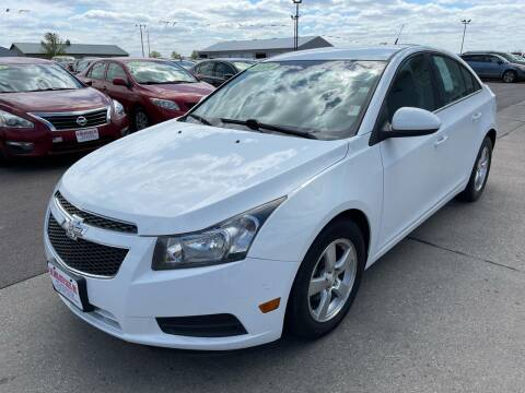 2014 Chevrolet Cruze for sale at De Anda Auto Sales in South Sioux City NE