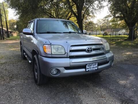 2003 Toyota Tundra for sale at Port City Auto Sales in Baton Rouge LA