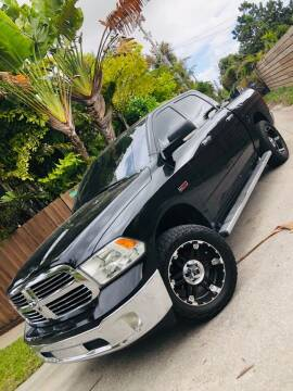2015 RAM Ram Pickup 1500 for sale at IRON CARS in Hollywood FL