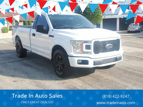 2019 Ford F-150 for sale at Trade In Auto Sales in Van Nuys CA